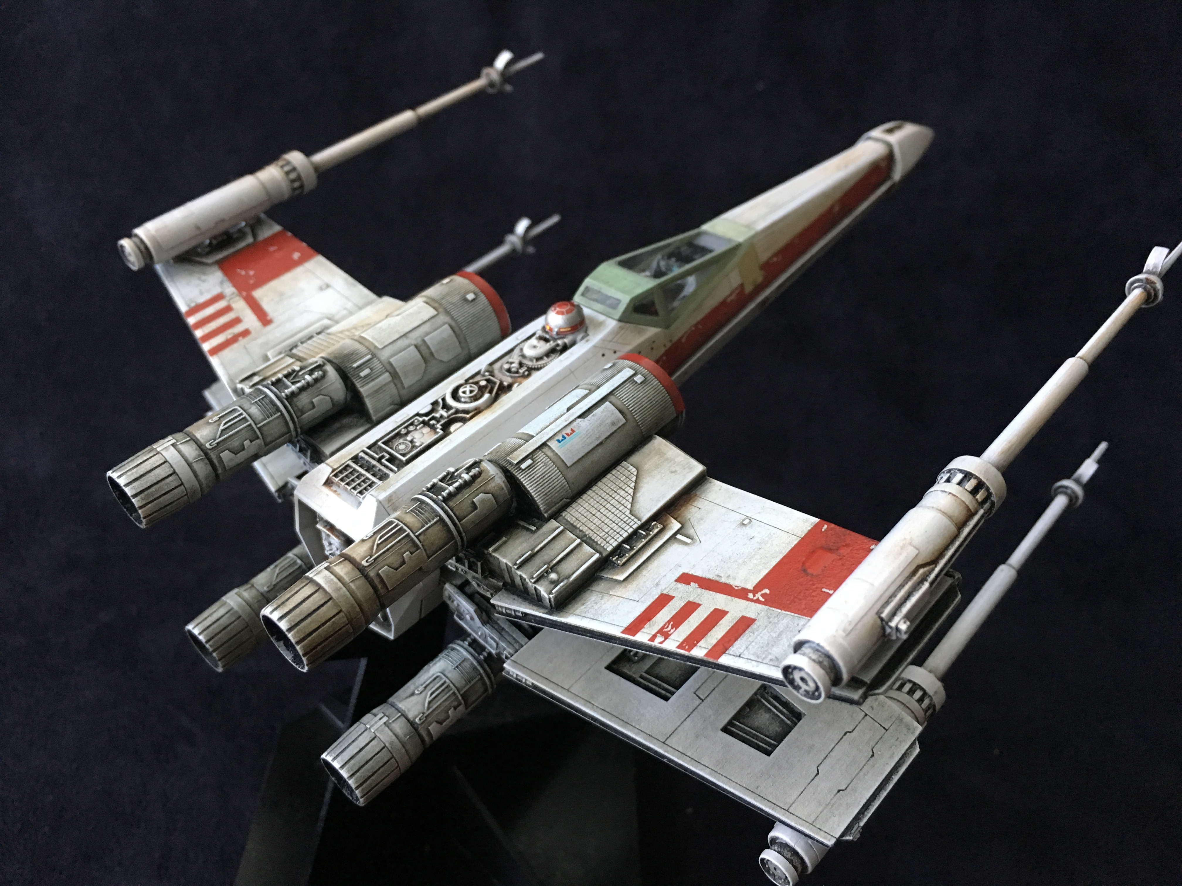 star wars x wing 1 72 finemolds model kit build and showcase. Black Bedroom Furniture Sets. Home Design Ideas